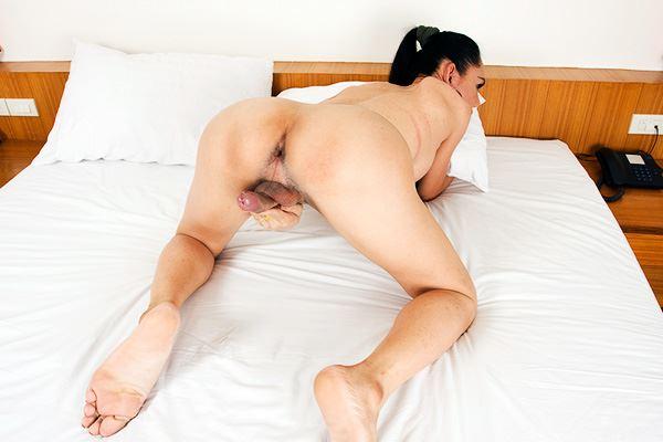Ladyboy Ass Hole